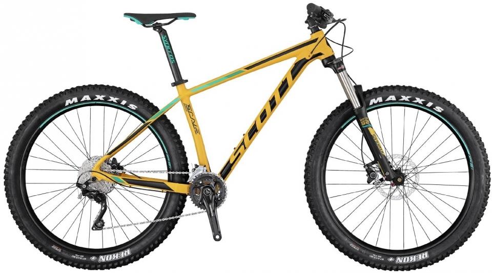 Купить Велосипед Scott Scale 730 Plus 2017