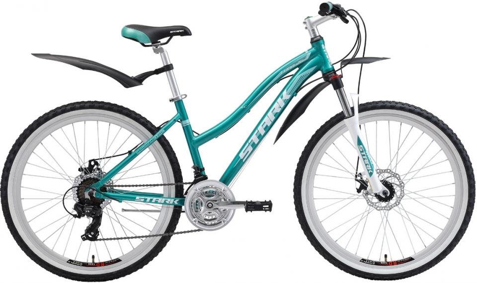 Велосипед STARK Luna 26.2 D 2018  - купить со скидкой