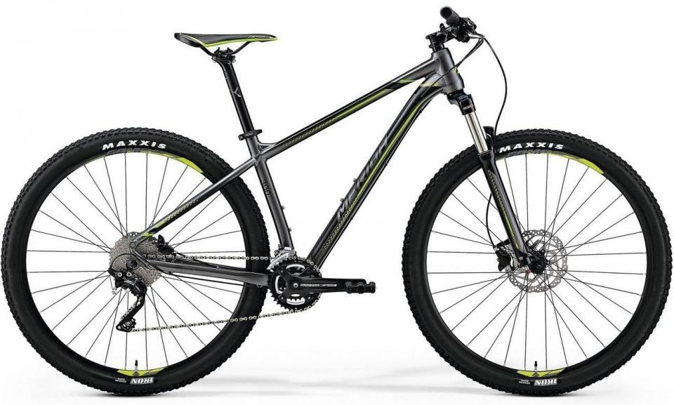 Купить Велосипед Merida Big.Nine 300 2019
