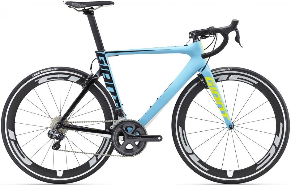 Купить Велосипед Giant Propel Advanced 0 2016