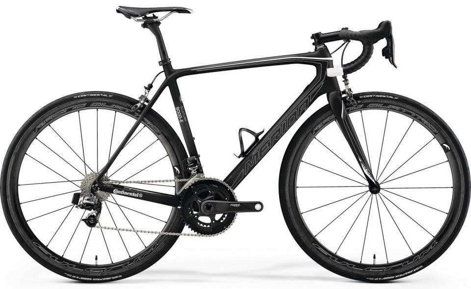 Купить Велосипед Merida Scultura 9000-E 2018