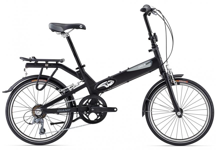 Купить Велосипед Giant Halfway City 2015