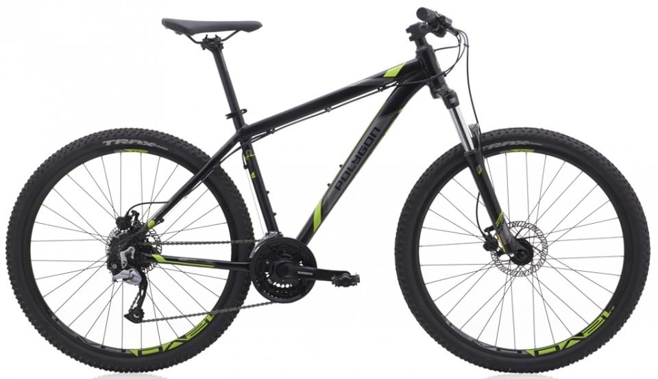 Велосипед Polygon Premier 4 2017  - купить со скидкой