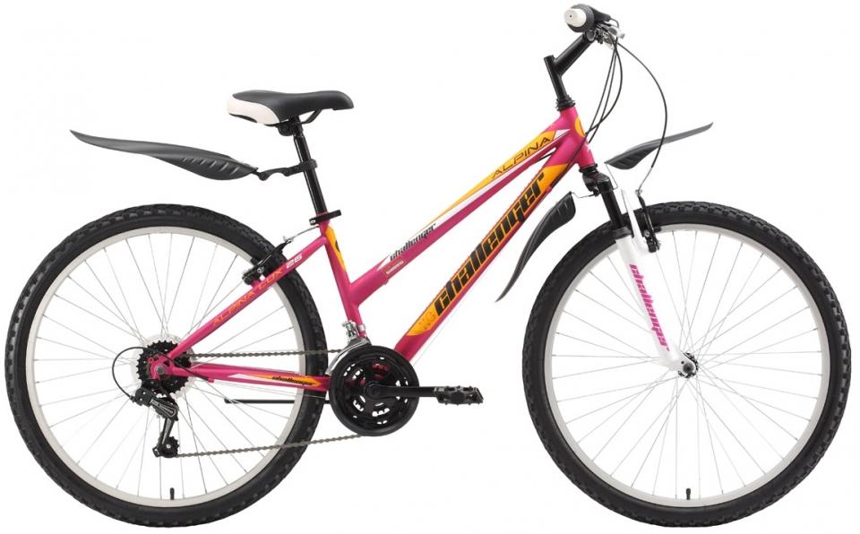 Купить Велосипед Challenger Alpina Lux 26 2017