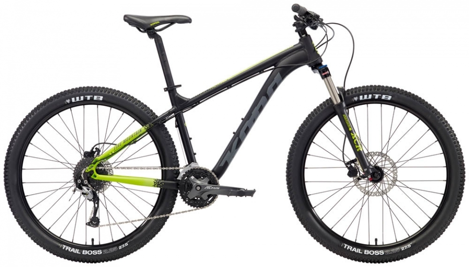 Купить Велосипед KONA Fire Mountain 26 2018