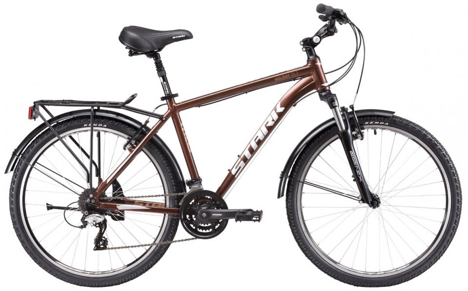 Велосипед STARK Holiday 26.3 V 2017  - купить со скидкой