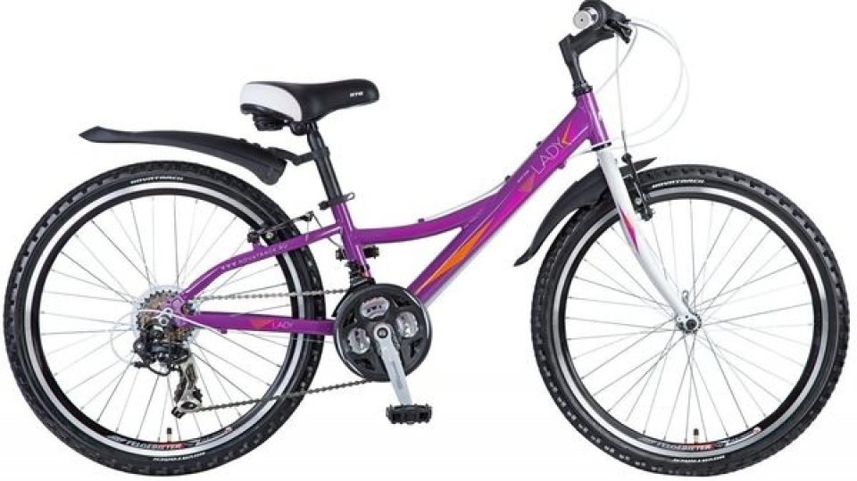 Купить Велосипед Novatrack Lady 24 2017