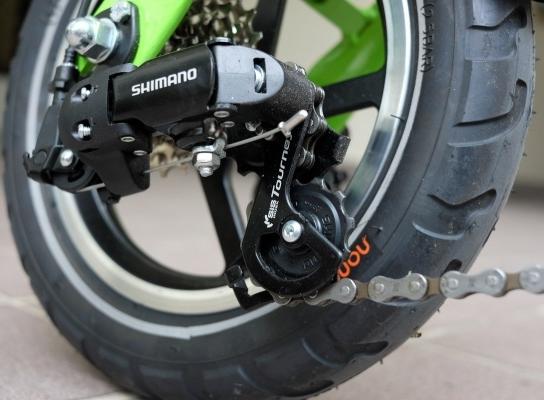 Nanoo Комплект колес  (0)