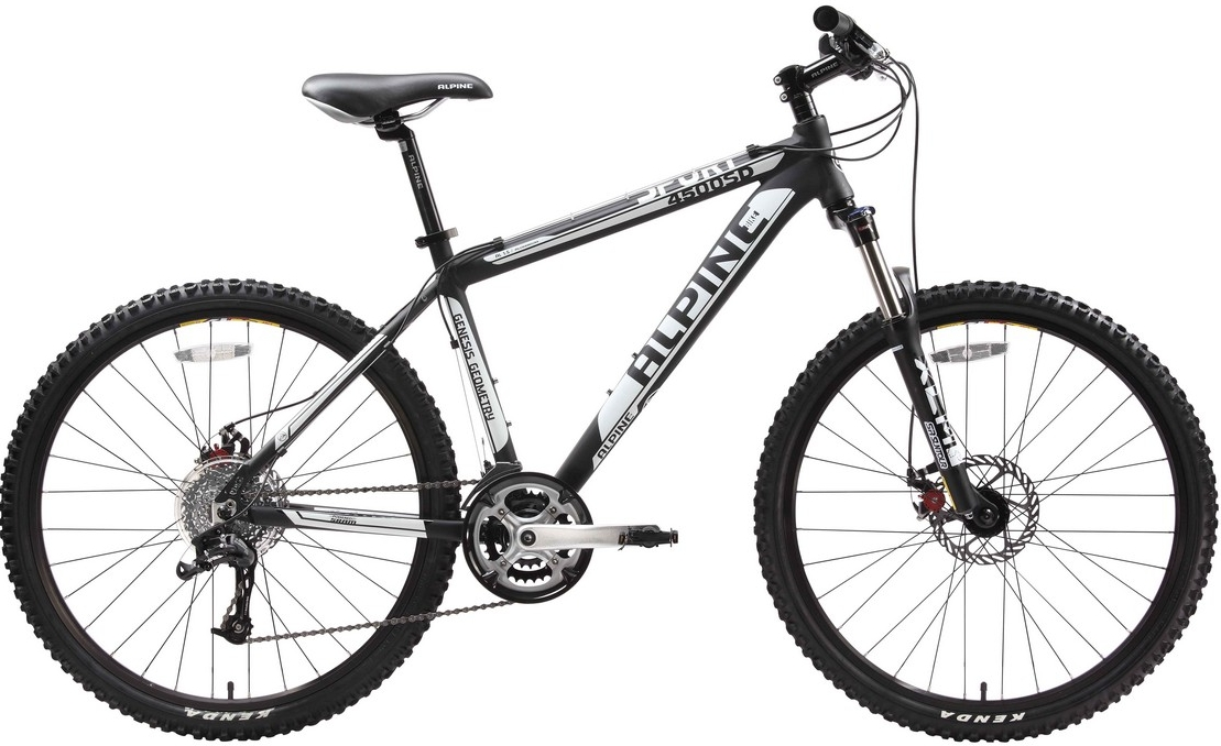 Alpine Bike  4500SD Luxury (0)