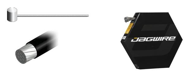 Jagwire Трос тормозной, тефлоновое покрытие, нерж. сталь 1,5x1700мм (0)