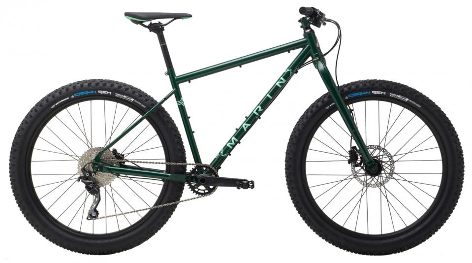Купить Велосипед Marin Pine Mountain 27.5+ 2018