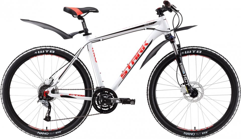 Купить Велосипед STARK Tactic 27.5 HD 2017