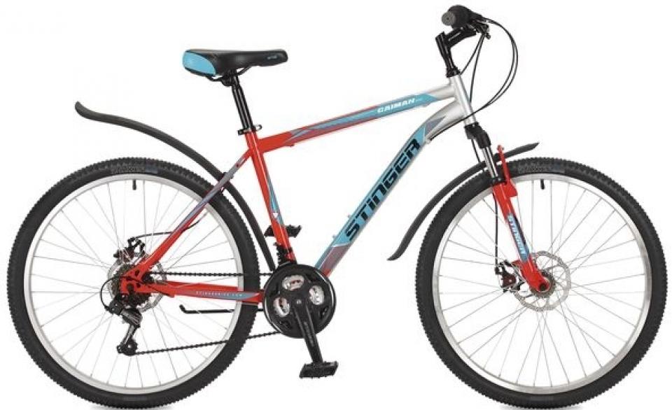 Купить Велосипед Stinger Caiman D 26 2017