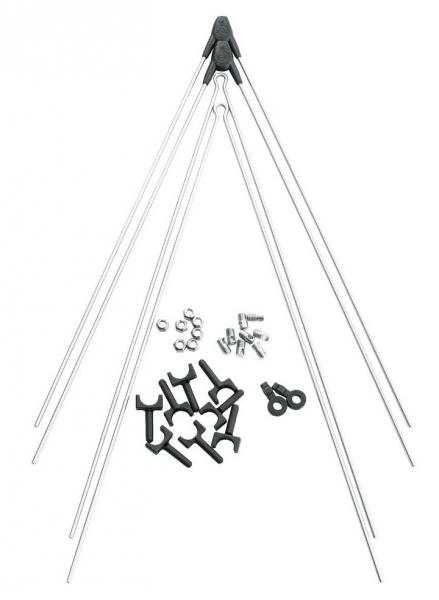 SKS Комплект крепежа для Chromoplastics/Longboards (0)
