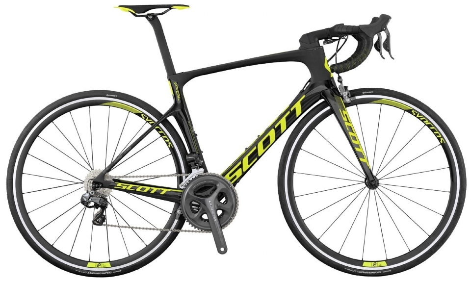 Купить Велосипед Scott Foil 10 2017