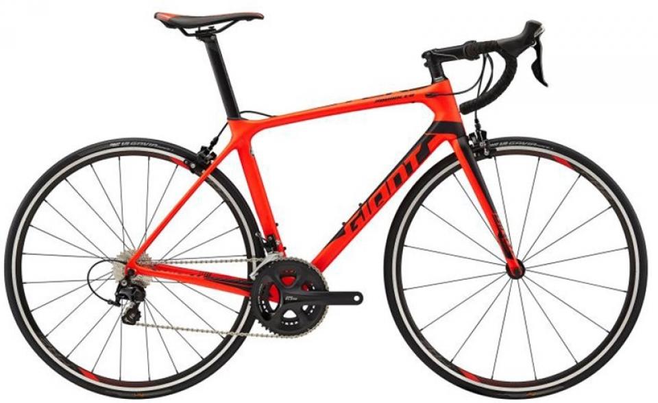 Купить Велосипед Giant TCR Advanced 2 2018