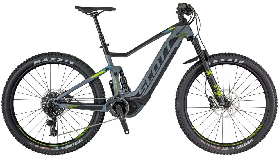 Велосипед Scott E-Spark 720 2018  - купить со скидкой