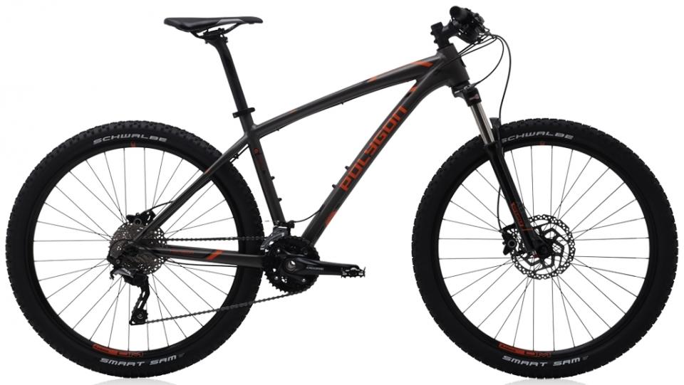 Купить Велосипед Polygon Siskiu 6 2017
