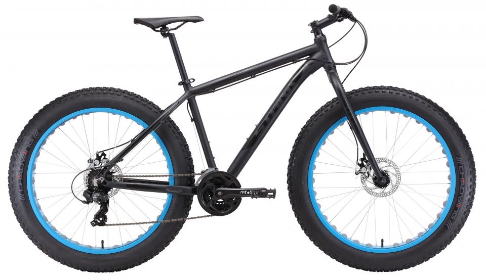 Купить Велосипед STARK Fat 26.2 D 2018