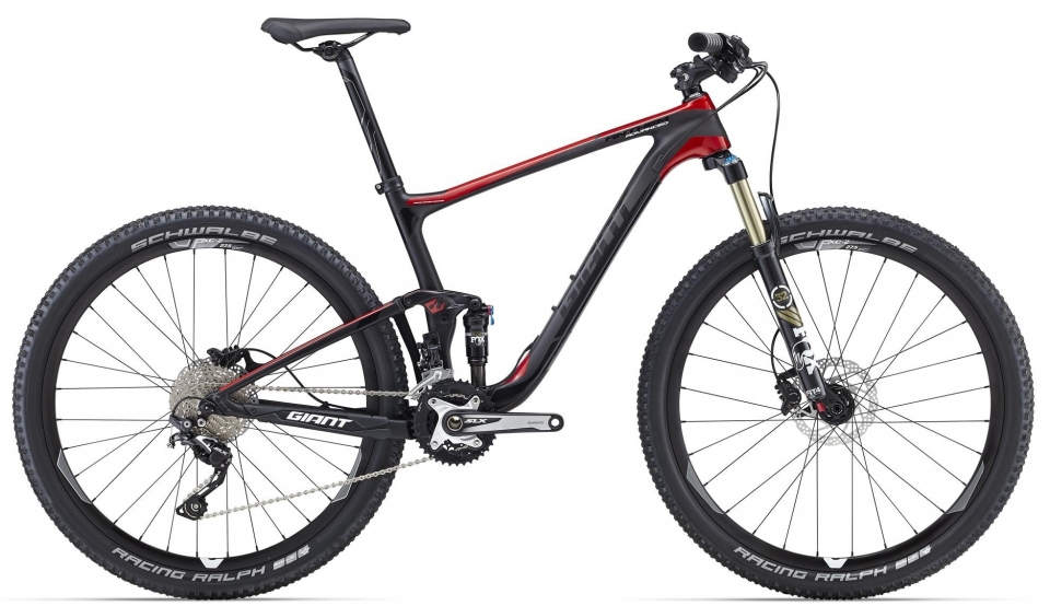 Купить Велосипед Giant Anthem Advanced 27.5 2 2016