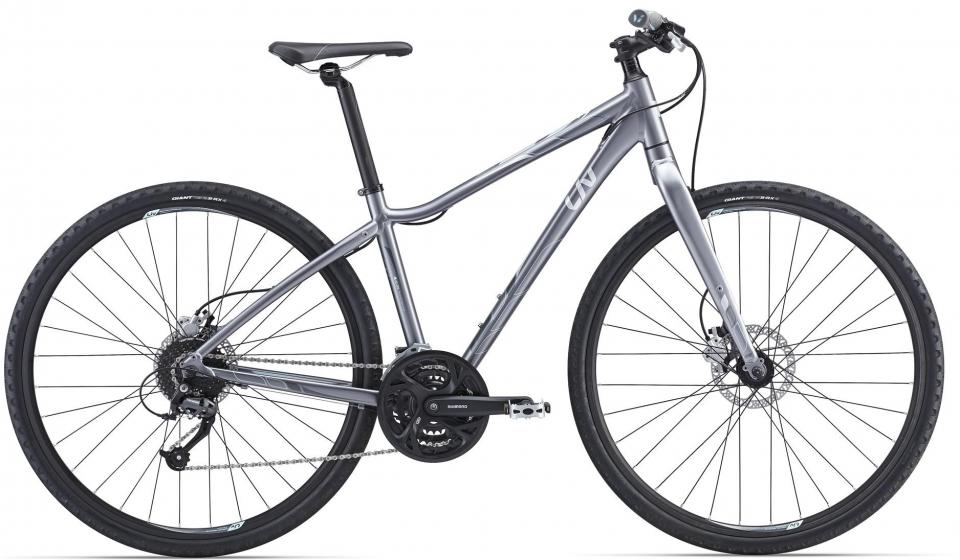 Купить Велосипед Giant Rove Disc Lite 2016