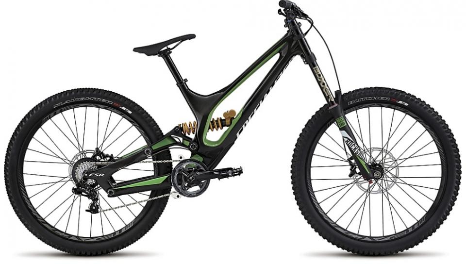 Купить Велосипед Specialized Demo 8 I Carbon 2016