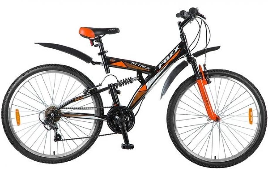 Купить Велосипед Foxx Attack 26 2018