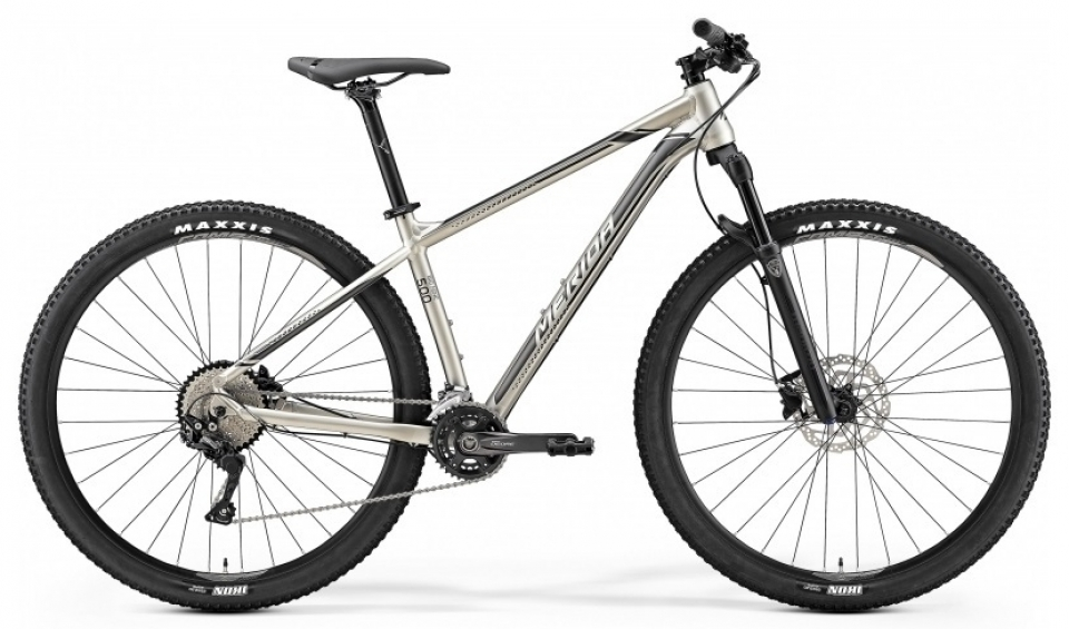 Купить Велосипед Merida Big.Nine 500 2019