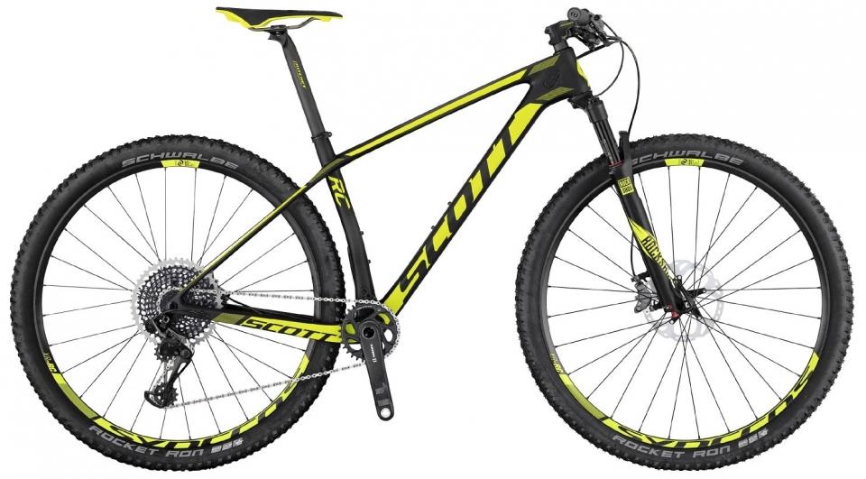 Купить Велосипед Scott Scale RC 900 World Cup 2017
