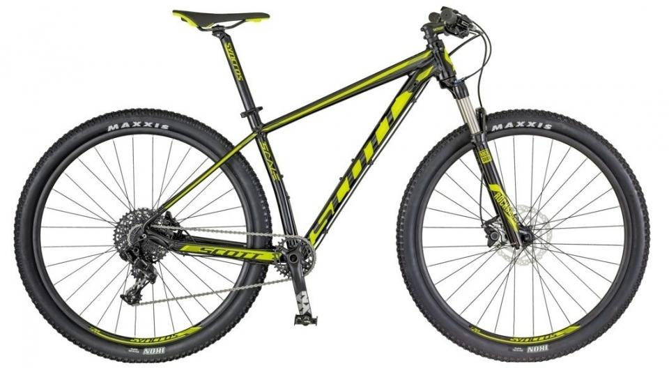 Купить Велосипед Scott Scale 980 2018