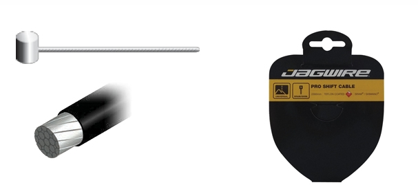 Jagwire Трос тормозной, тефлоновое покрытие 1,5x1700мм (0)