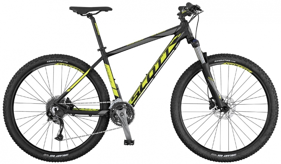 Купить Велосипед Scott Aspect 740 2017