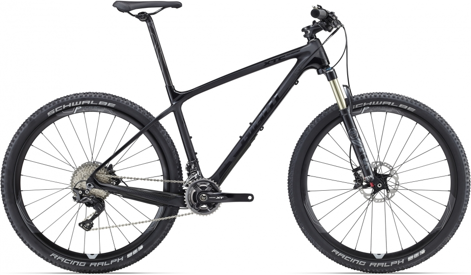 Купить Велосипед Giant XtC Advanced 27.5 1 2016