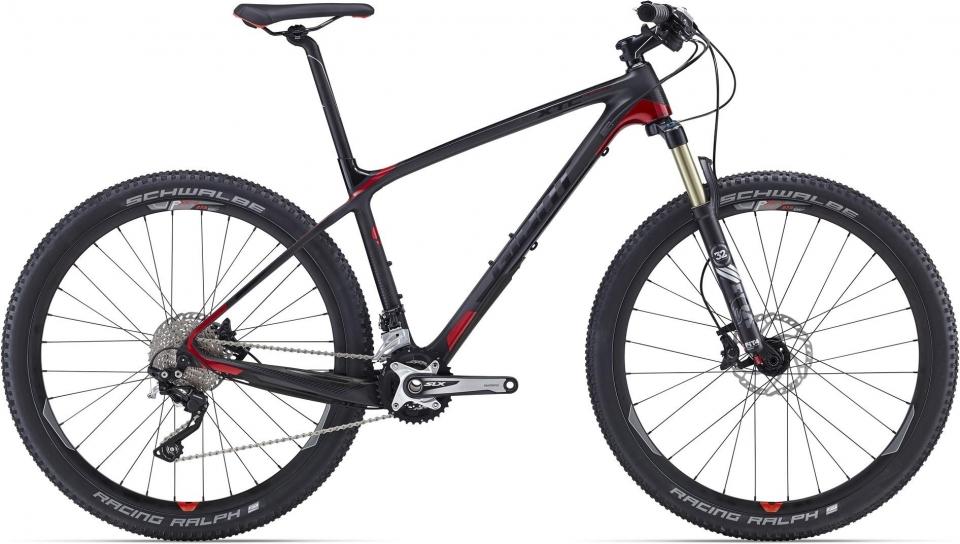 Купить Велосипед Giant XtC Advanced 27.5 2 2016