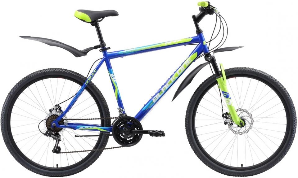 Купить Велосипед Black One Onix 26 D 2018