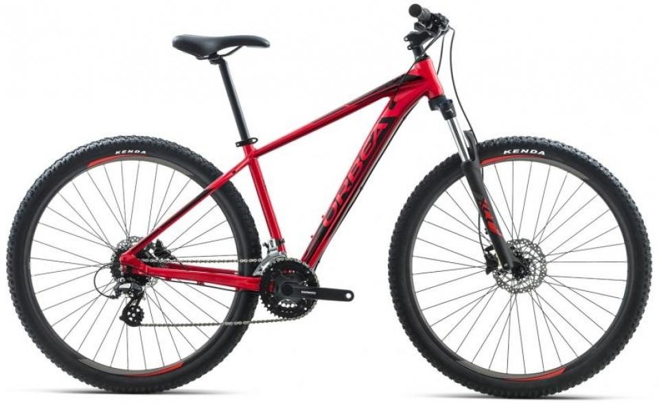 Купить Велосипед Orbea MX 27 50 2018