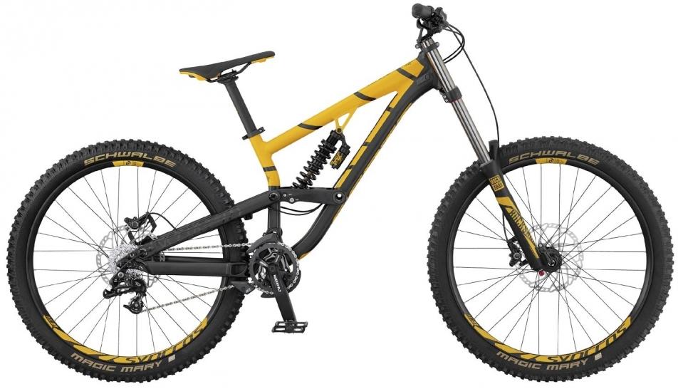 Купить Велосипед Scott Voltage FR 720 2017