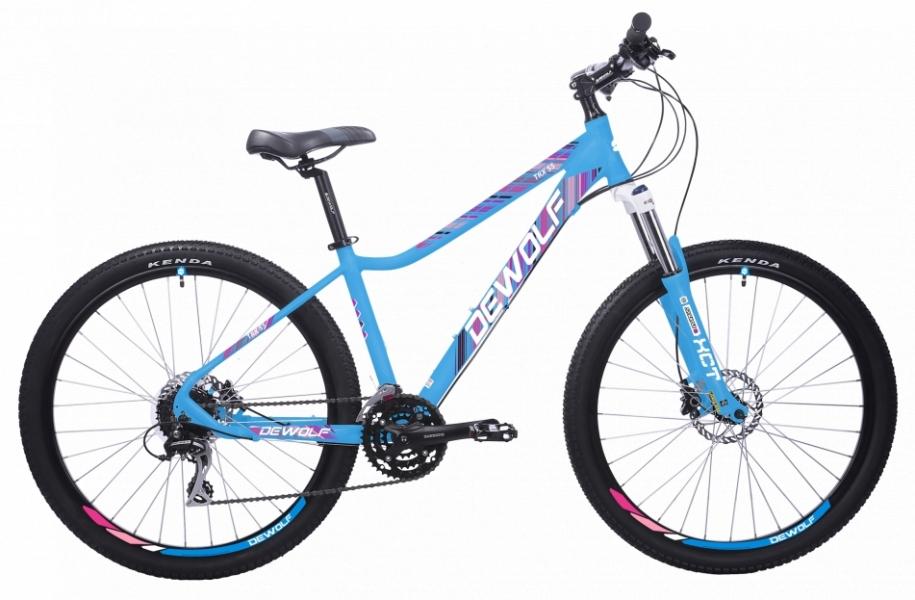 Купить Велосипед Dewolf TRX 55 2017
