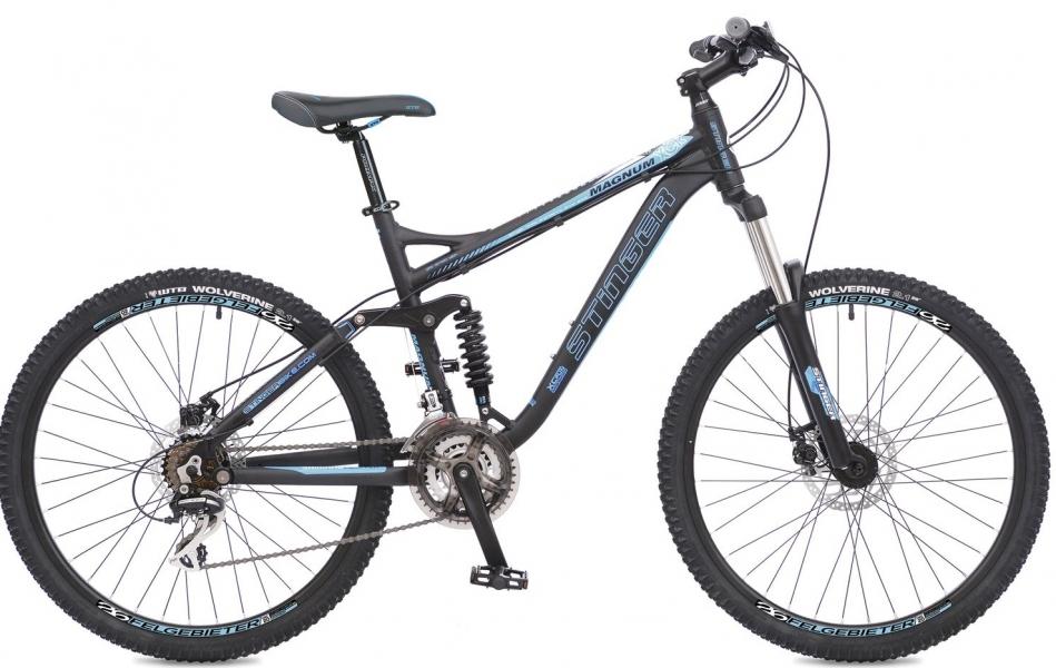 Купить Велосипед Stinger Magnum 26 2016